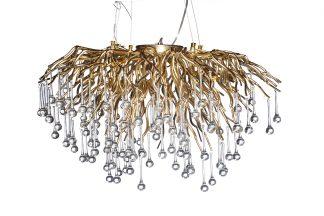 "86-8015/800G Pendant chandelier ""Drops&..."
