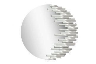 50SX-9300 Round mirror with decor 80*80 cm