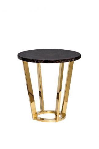 33FS-ET20С05-PG Coffee table Dark Emperador d...