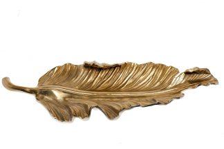 "71PN-0797 Decorative dish ""Leaf"" ..."
