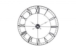 HZ1003310 Black wall clock 88*88 cm